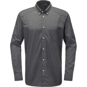 Haglöfs M's Vejan LS Shirt Magnetite